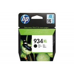 CARTUCCIA ORIGINALE HP 934 XL NERO (C2P23AE)