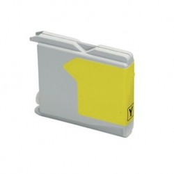 CARTUCCIA COMPATIBILE BROTHER LC-1000 YELLOW