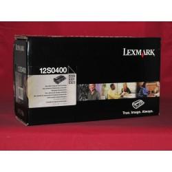 TONER LEXMARK 12A7400 NERO BK ORIGINALE
