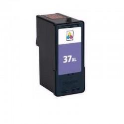 CARTUCCIA RIGENERATA LEXMARK 37 XL COLORE 18C2180E