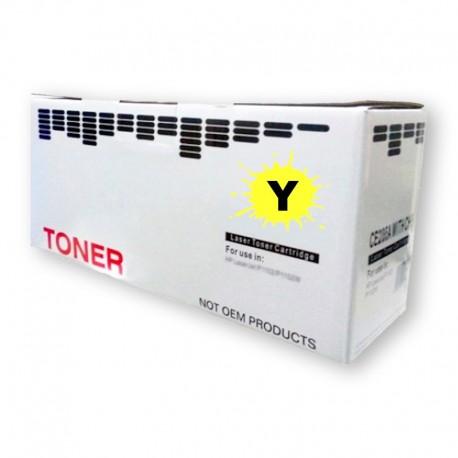 Toner samsung clp-510d5y giallo rigenerato