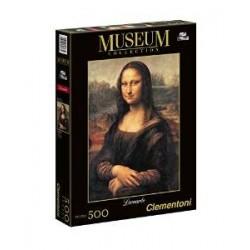 PUZZLE MONNALISA GREAT MUSEUM 500 PEZZI