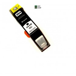 CARTUCCIA COMPATIBILE HP 364 BK XL NERO CON CHIP