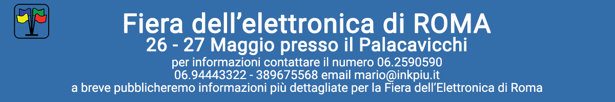 Fiera dell'elettronica di Roma